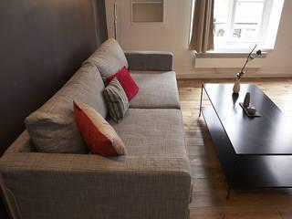 Appartement 75006 Paris: Salon de style  par 2002