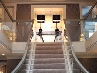 Luxury Mansion, Cheshire Asco Lights Limited Stairs