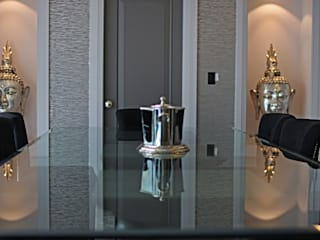Luxury Mansion, Cheshire Asco Lights Limited Modern living room