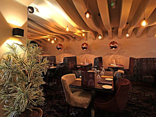 Holdi Resturant Asco Lights Limited Modern bars & clubs