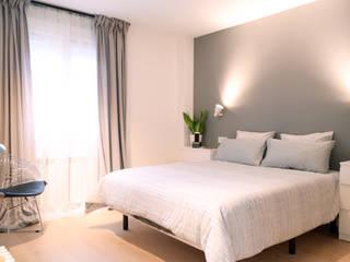 Bedroom by Estudio diseño Absoluto