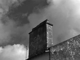 Casa Atelier - Reabilitação por NOT-ATELIER Moderno