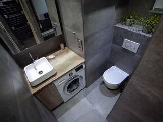 Salle de bain rénové : Salle de bains de style  par Clo - Architecture & Design