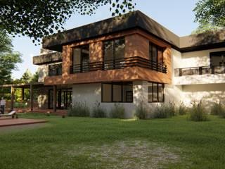 Kesit Mimarlık – Hüseyin Yalçın Villa:  tarz
