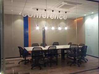 Inspection Technical Solution: Office - Interior Design:  Offices & stores by LI A'ALAF ARCHITECT