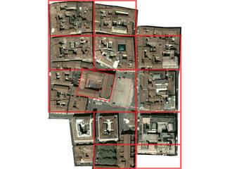 MUNICIPIO A PIACENZA Case moderne di Arco Associati srl Moderno