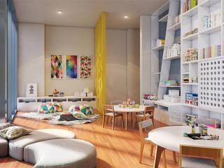 One88 By Bosa Dormitorios infantiles de estilo moderno de Xline chile Moderno