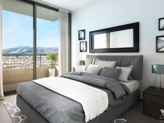 Las Acacias by Xline 3D Moderne Schlafzimmer von Xline 3D Digital Interactive Architecture Modern