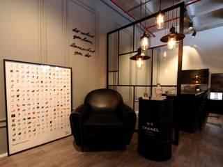 Conjunto Comercial: Espaços comerciais  por Duplex212 - Arquitetura e Interiores