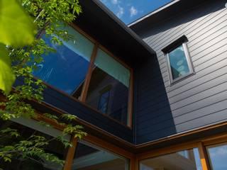 Casas estilo moderno: ideas, arquitectura e imágenes de 一級建築士事務所 アトリエ カムイ Moderno