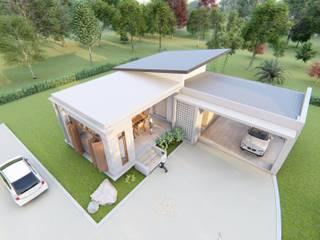 Takuapa125 Maisons modernes