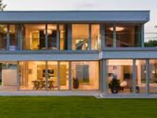 Modern houses by Rossi Design - Architetto e Designer Modern