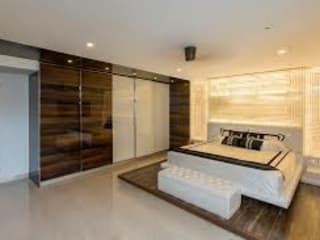 Minimalist bedroom by Rossi Design - Architetto e Designer Minimalist