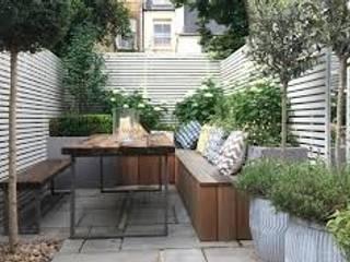 Rossi Design - Architetto e Designer Scandinavian style gardens