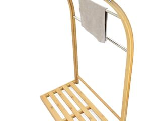 Freestanding Towel Rack: modern  by Finoak LTD, Modern