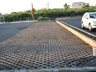 opere di urbanizzazione primaria e secondaria Giardino rurale di T.A.S. Costruzioni srl Rurale