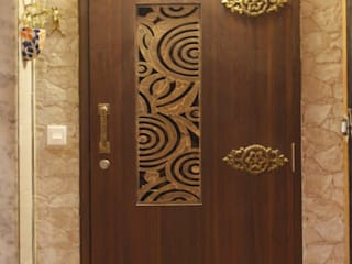 Residential Project - NRI Complex, Navi Mumbai:  Doors by Dezinebox