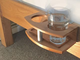 Clip on Bedside Cup Holder: modern  by Finoak LTD, Modern