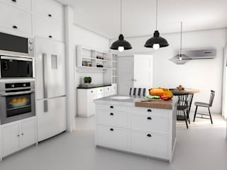 Kitchen by Bhavana