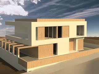Projeto de Habitação em Santa Iria da Azóia por AJA - Reabilitação - Remodelação - Construção