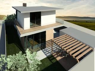 Moradia com apontamentos de Cortiça em Loures por AJA - Reabilitação - Remodelação - Construção