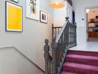 Dulwich Family home Klassischer Flur, Diele & Treppenhaus von Imperfect Interiors Klassisch