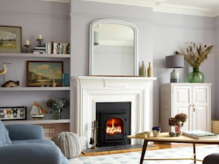 Southwold Coastal retreat Classic style living room by Imperfect Interiors Classic