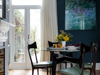 Fulham Family house Modern dining room by Imperfect Interiors Modern