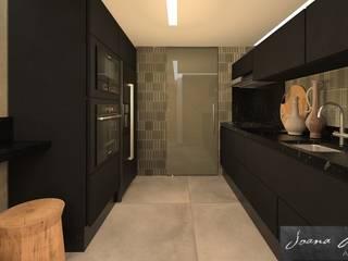 Muebles de cocinas de estilo  por Arquiteta Joana Monteiro, Moderno