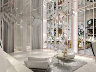 Boutique (Concept ) Ruang Komersial Modern Oleh Tierbonavi Modern
