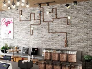Coffee shop ( Concept) :  Restoran by Tierbonavi