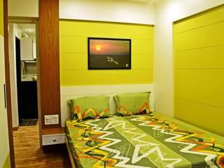 Modern Yatak Odası The D'zine Studio Modern