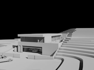 Habitação Unifamiliar por Arquitetos Vasco Ferreira / Filipe Jesus
