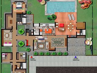 Casa Guardia Vieja de EnVoga Moderno