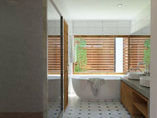 EnVoga Modern Bathroom