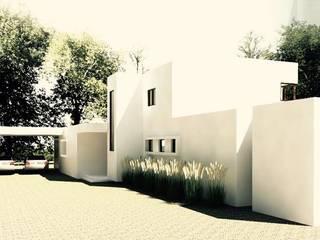 Casa Chicureo Casas estilo moderno: ideas, arquitectura e imágenes de EnVoga Moderno