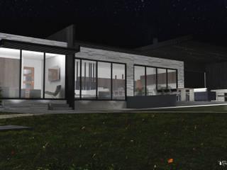 Terraza: Terrazas  de estilo  por Smartlive Studio