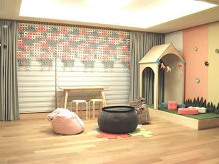 Ausgefallene Kinderzimmer von homify Ausgefallen