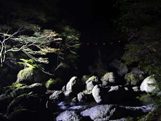 袋田の滝/Fukuroda Falls の 松下進建築・照明設計室