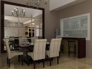 Living Room:  oleh Amtre Interstudio, Minimalis