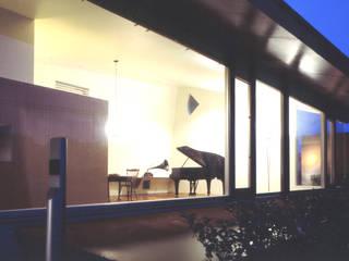 Livings de estilo moderno de JWA,Jun Watanabe & Associates Moderno