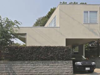 Casas estilo moderno: ideas, arquitectura e imágenes de JWA,Jun Watanabe & Associates Moderno