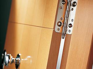 Grupo KORIVAR Windows & doors Doors Metal Metallic/Silver