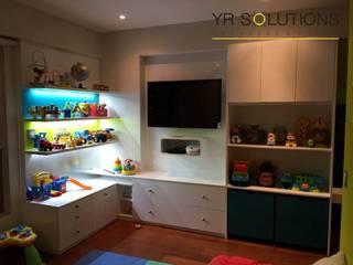 YR Solutions Dormitorios infantiles de estilo moderno