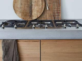 Cocinas de estilo escandinavo de Molitli Interieurmakers Escandinavo