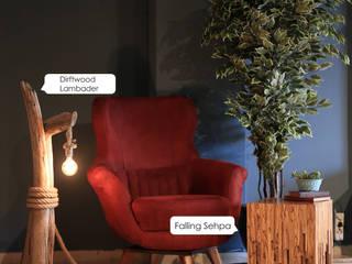 odywood – Kütük Mobilya ve Dekorasyon Modelleri:  tarz