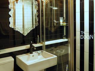 모던하면서도 우아한 욕실 에클레틱 욕실 by homify 에클레틱 (Eclectic)