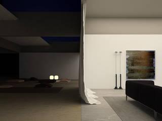 shapeShift: styl , w kategorii Taras zaprojektowany przez Anna Maj Interiors