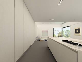 outLooK: styl , w kategorii Kuchnia zaprojektowany przez Anna Maj Interiors