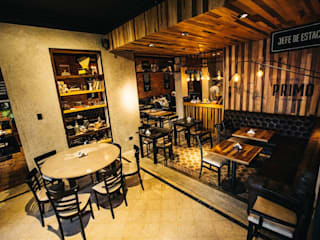 Ресторации в . Автор – María Florencia Funes, Лофт